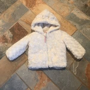 NWOT Infant girls Coat w/ Ears